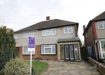 Thumbnail 4 bedroom link-detached house to rent in Chadwell Heath Lane, Romford