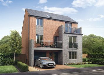 "Thumbnail 4 bedroom detached house for sale in ""The Litchfield"" at Whinney Hill, Durham"