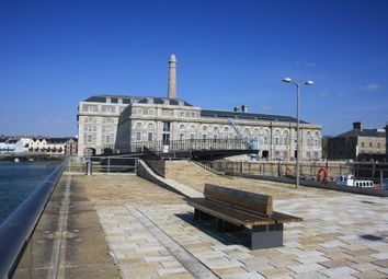 Thumbnail 1 bed property to rent in Mills Bakery, Royal William Yard, Stonehouse