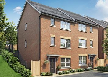 """Thumbnail 3 bed semi-detached house for sale in """"Twyford"""" at Post Hill, Tiverton"""