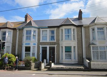 Thumbnail 3 bed flat for sale in Beatrice Terrace, Hayle