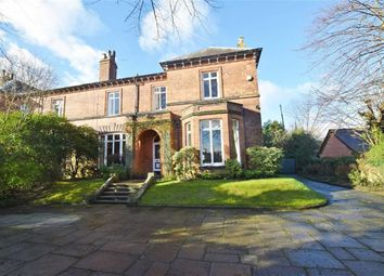 Thumbnail 6 bed semi-detached house for sale in Didsbury Park, Didsbury, Manchester
