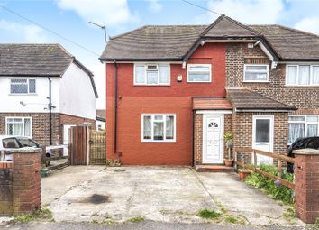 Thumbnail 3 bedroom semi-detached house for sale in Collingwood Road, Uxbridge