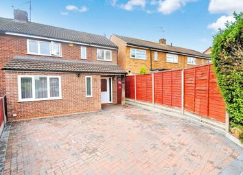Thumbnail 3 bed semi-detached house to rent in Patricia Gardens, Bishops Stortford, Hertfordshire