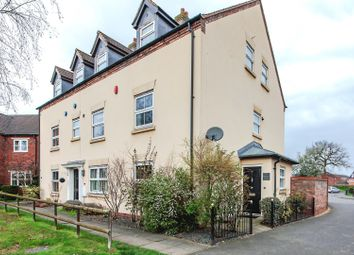 Thumbnail 4 bed town house for sale in Rumbold Avenue, Fradley, Lichfield