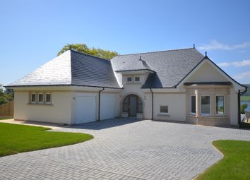 Thumbnail 4 bed detached house for sale in Kings Point, Shandon, Helensburgh
