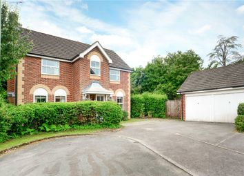 Thumbnail 4 Bed Detached House For Sale In Tylston Meadow Liphook Hampshire