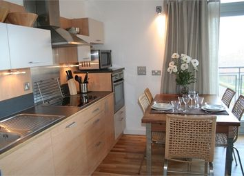 Thumbnail 2 bed flat to rent in Holly Court, John Harrison Way, London