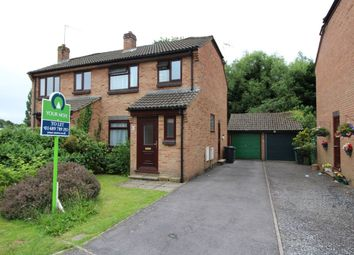 Thumbnail 3 bed semi-detached house to rent in Aspen Close, Hedge End, Southampton