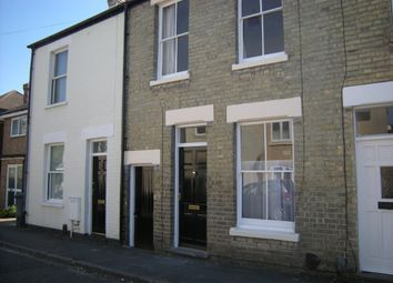 Thumbnail 2 bed terraced house to rent in Seymour Street, Cambridge