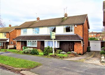 3 bed semi-detached house for sale in Loxley Road, Glenfield, Leicester LE3