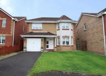 Thumbnail 4 bed detached house for sale in Beauly Crescent, Wishaw, North Lanarkshire