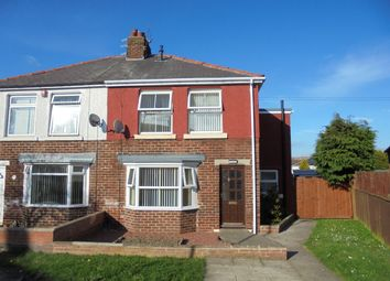 Thumbnail 3 bed semi-detached house to rent in Lime Road, Guisborough