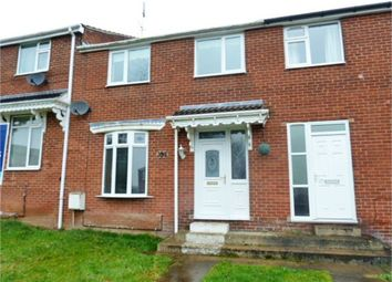 Thumbnail 2 bed terraced house for sale in Brancepeth Road, Ferryhill, Durham