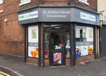 Retail premises for sale in Stafford Street, Walsall WS2