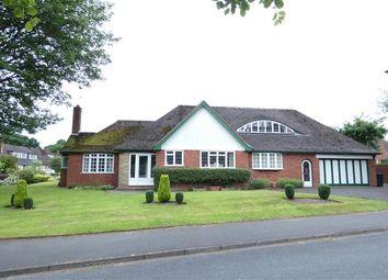 Thumbnail 3 bed detached bungalow for sale in Le More, Four Oaks, Sutton Coldfield