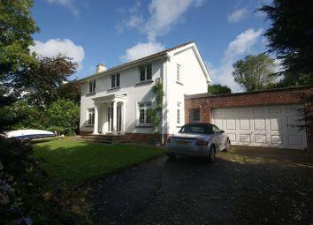 4 bed detached house for sale in Love Lane, Bodmin PL31