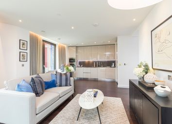 Thumbnail 2 bedroom flat for sale in Ponton Road, Battersea