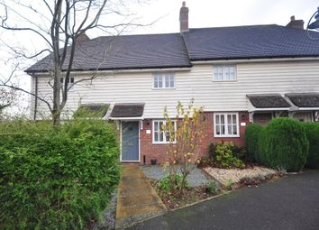 Thumbnail 2 bed terraced house to rent in Berrall Way, Billingshurst