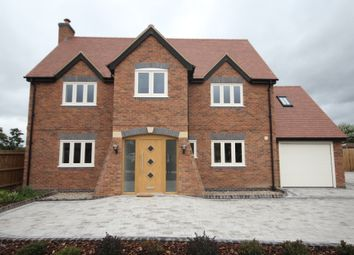 Thumbnail 5 bed detached house for sale in Grange Farm, Brandon Lane, Coventry