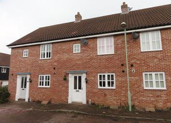 Thumbnail 3 bed terraced house to rent in Daisy Avenue, Bury St. Edmunds