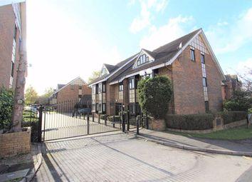 Thumbnail 2 bed flat for sale in Devon Court, Buckhurst Hill, Essex