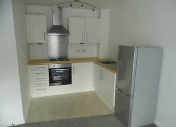 Thumbnail 1 bed flat to rent in Greenings Court, Warrington