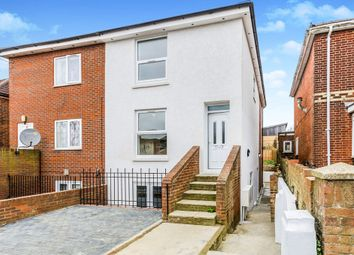 Thumbnail 2 bedroom flat for sale in Park Road, Shirley, Southampton