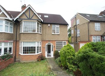 Thumbnail 5 bed semi-detached house for sale in Northumberland Road, New Barnet, Herts