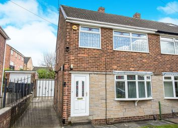 Thumbnail 3 bed semi-detached house for sale in Ashfield Close, Gleadless, Sheffield