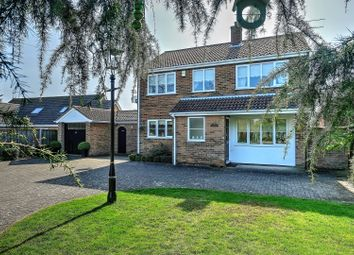 Thumbnail 4 bedroom detached house for sale in Hubbards Loke, Lowestoft
