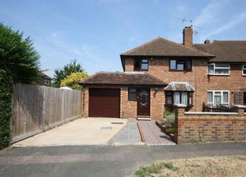 Thumbnail 3 bed end terrace house for sale in Sandes Place, Leatherhead