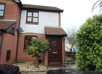 Thumbnail 2 bed end terrace house for sale in Waterloo Court, Sebastopol, Pontypool