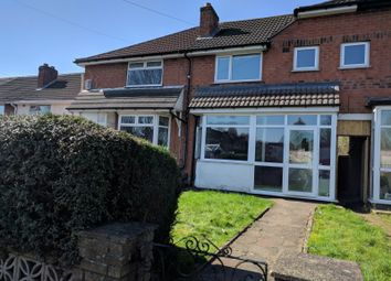 Thumbnail 3 bed terraced house to rent in Birkenshaw Road, Great Barr, Birmingham
