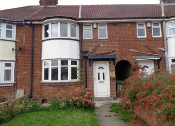 Thumbnail 3 bed terraced house to rent in Kingsway West, Acomb, York, York