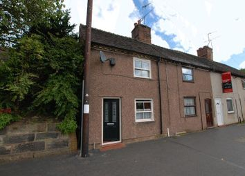 Thumbnail 3 bed end terrace house for sale in High Street, Tean, Stoke-On-Trent