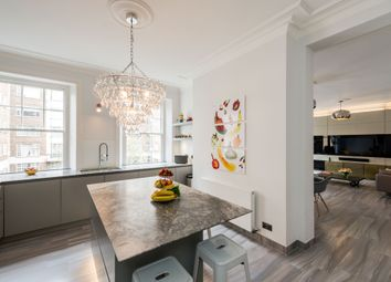 Thumbnail 3 bed flat for sale in Brown Street, London