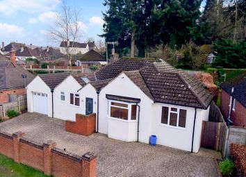 Thumbnail 3 bed detached bungalow for sale in Woodstock Grove, Godalming