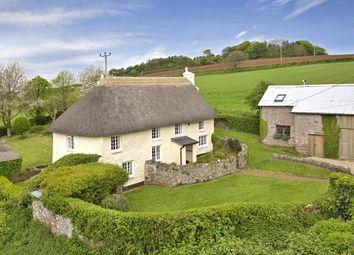 Thumbnail 4 bed detached house for sale in Bishopsteignton, Teignmouth, Devon