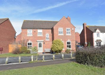 Thumbnail 4 bed detached house for sale in Maxstoke Close, Walton Cardiff, Tewkesbury, Gloucestershire