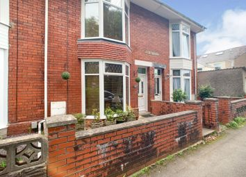 Thumbnail 3 bed terraced house for sale in Parkview Terrace, Sketty, Swansea