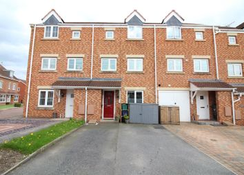 Thumbnail 4 bed town house for sale in Barley Walk, South Milford, Leeds