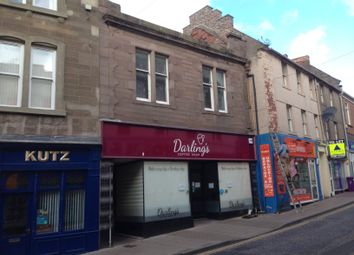 Thumbnail Retail premises for sale in 132 134 High Street, Arbroath