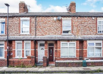 Thumbnail 2 bed terraced house for sale in Falsgrave Crescent, York