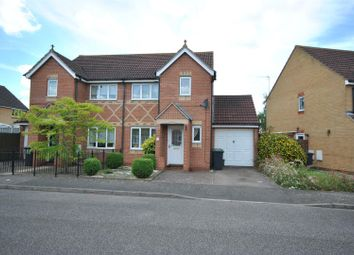 Thumbnail 3 bedroom semi-detached house for sale in Walters Close, Cheshunt, Waltham Cross