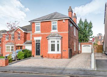 Thumbnail 4 bed detached house for sale in New Penkridge Road, Cannock