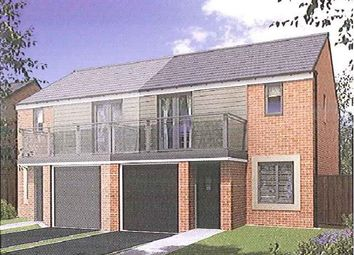 "Thumbnail 3 bed semi-detached house for sale in ""The Rufford"" at Prendwick Avenue, Newcastle Upon Tyne"