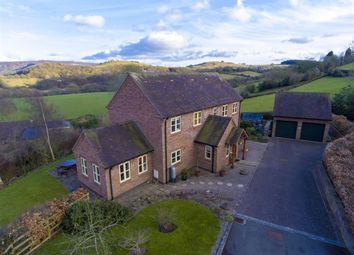 Thumbnail 5 bed detached house for sale in Oak Edge View, Bentlawnt, Shrewsbury