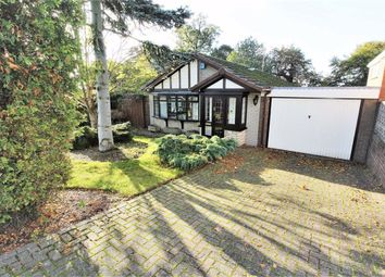Thumbnail 2 bed bungalow for sale in Cedarwood Road, Dudley
