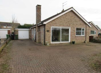 Thumbnail 3 bed detached bungalow for sale in Nourse Drive, Heacham, King's Lynn